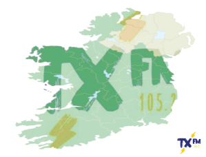 TXFM seeks music from 32 counties